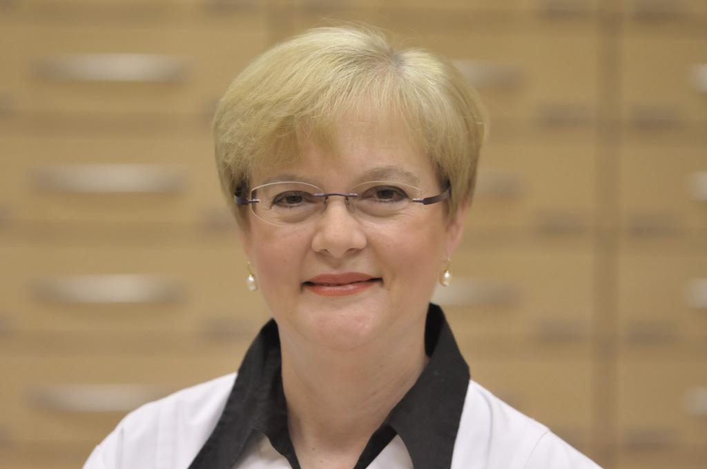 Gabriele Kohl Apothekerin und Inhaber